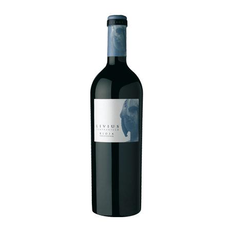 西班牙李維傳奇田帕尼歐紅葡萄酒