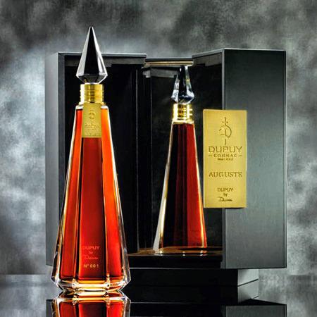 杜比星鑽水晶極品大香檳干邑白蘭地