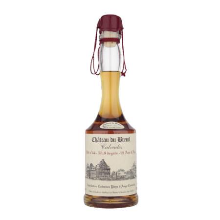 法國布魯維爾酒莊12年蘋果白蘭地