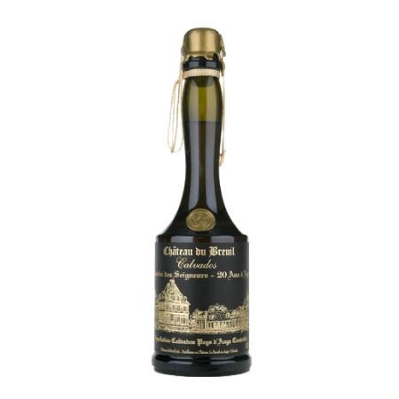 法國布魯維爾酒莊20年XO蘋果白蘭地