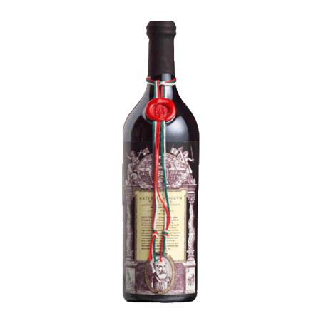 義大利薩爾瓦諾酒莊彩帶紅酒