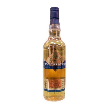 蘇格蘭桶匠1988(26)年威士忌
