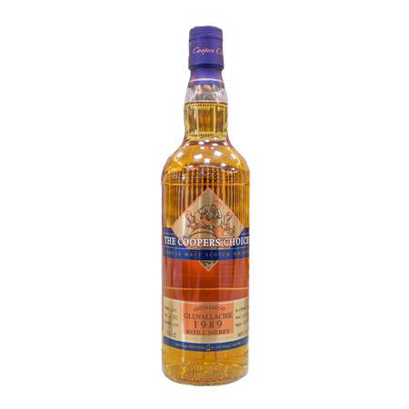 蘇格蘭桶匠1989(23)年威士忌