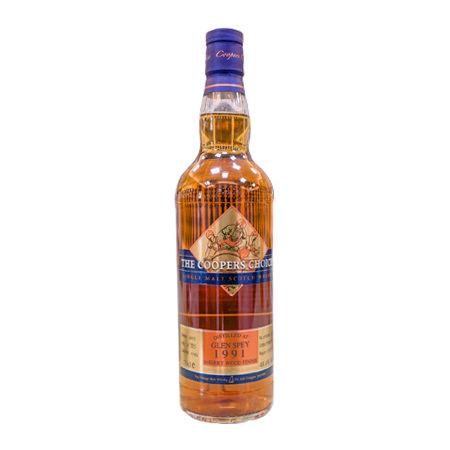 蘇格蘭桶匠1991(21)年威士忌
