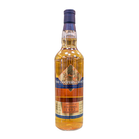 蘇格蘭桶匠1992(21)年威士忌