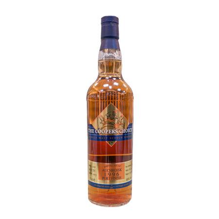 蘇格蘭桶匠1996(18)年威士忌