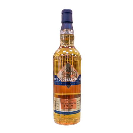 蘇格蘭桶匠1989(25)年威士忌