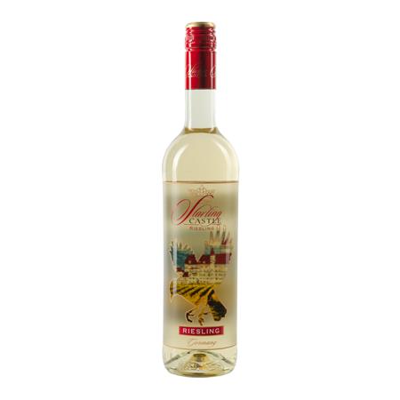 德國黃金城堡麗絲玲白葡萄酒