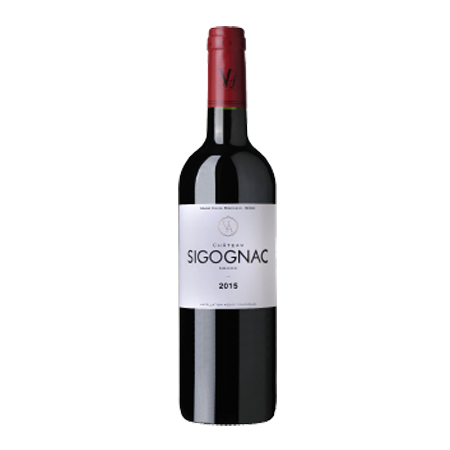 法國梅多克區斯格亞克古堡紅葡萄酒