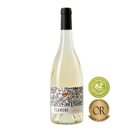 法國克拉門酒莊 狂想大蒙仙 白葡萄酒