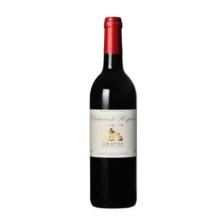 法國格拉夫區赫斯彼古堡紅葡萄酒